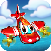 Fun Airplane 3D Race Simulator