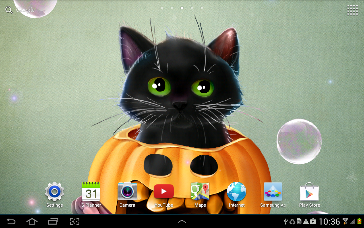 Cute Halloween Live Wallpaper - Android Apps on Google Play