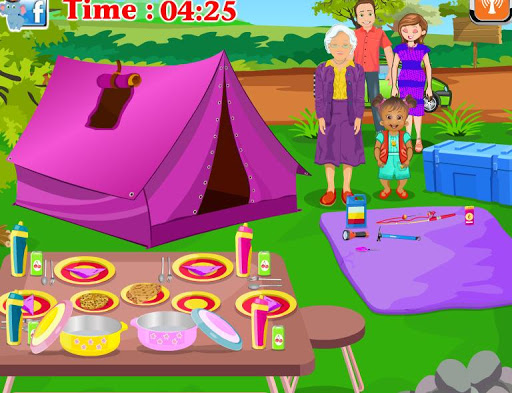 Baby Daisy Camping - Baby Game 1.0.0 screenshots 18