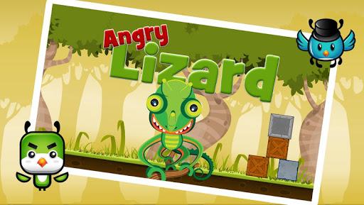 憤怒的蜥蜴:寵物鳥救援