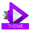 Light Purple Theme icon