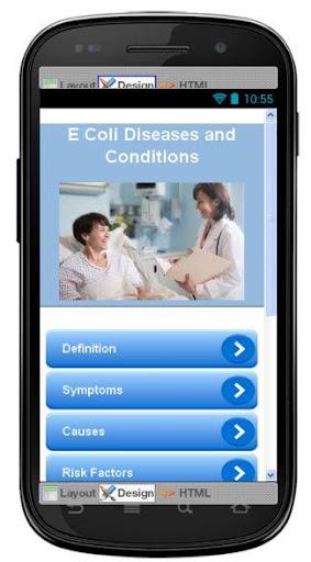 E Coli Disease Symptoms