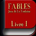 Livre I -Fables de la Fontaine icon