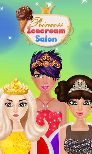 Princess Icecream Salon