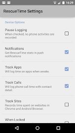 RescueTime Time Management Screenshot 11