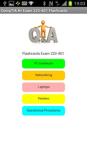 CompTIA A+ 220-801 Flashcards