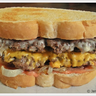 Steak 'n Shake Frisco Melts