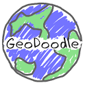 GeoDoodle logo