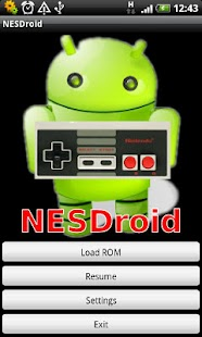 NESDroid- screenshot thumbnail