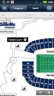 Gillette Stadium- screenshot thumbnail