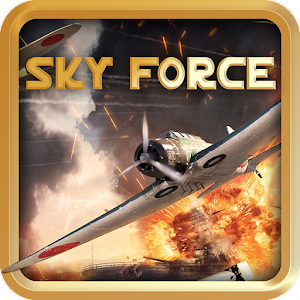 MOD Sky Force – Air Attack Fighter v1.6 Mod [Badges] apk free download