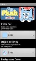 Screenshot of Plush Cat Free