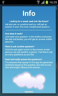 Ask God - screenshot thumbnail