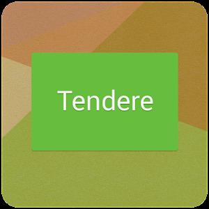 Tendere - Icon Pack 個人化 App LOGO-APP試玩