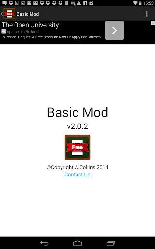 Basic Mod Calculator  screenshots {n} 5