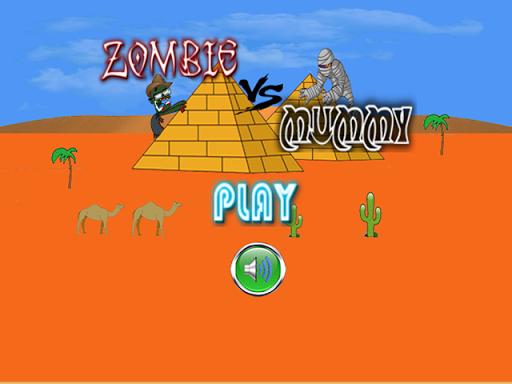 Zombie VS Mummy
