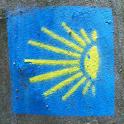Linksrheinischer Jakobsweg icon