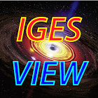 IGES 2D View icon