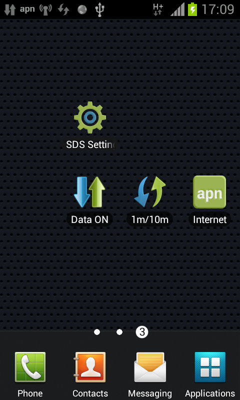 Smart Data Switch Pro - screenshot