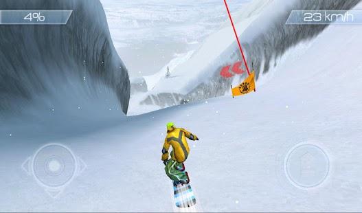 بازی مهیج و زیبای کولاک Snowstorm v1.0