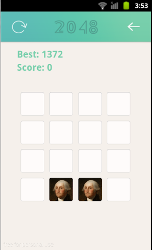 2048 Presidents