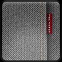 TSF Shell theme Jeans white HD icon