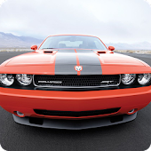 Dodge Challenger Wallpaper 3D