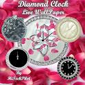 Diamond Clocks Premium Live logo
