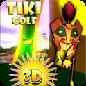 Tiki Golf 3D FREE logo