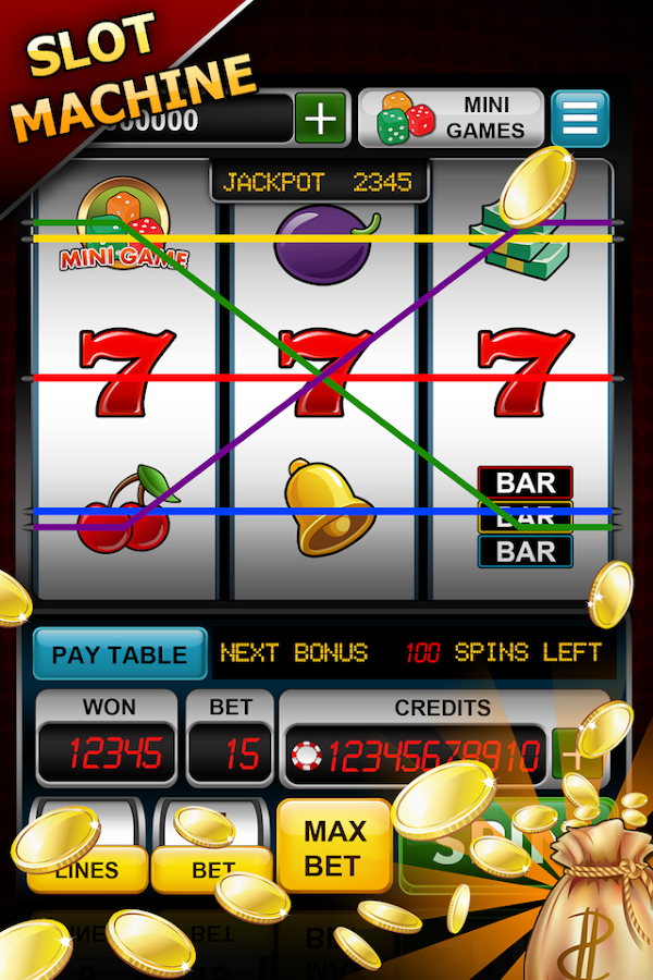 Slot Machine Master- screenshot