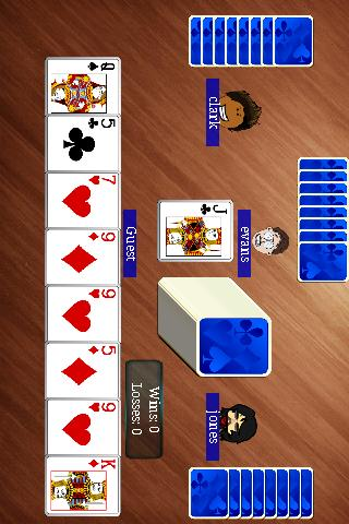 Crazy Eights paid