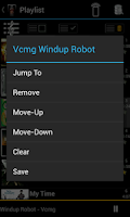 Screenshot of Music Remote Control