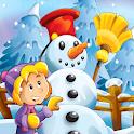 Kids Cartoon Jigsaw Puzzle icon