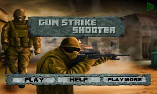 Gun Strike Shooter