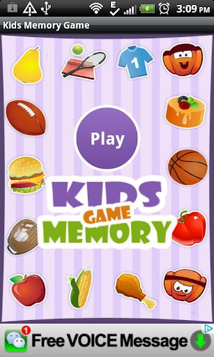 Memory games kids:Hafıza Oyunu