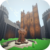 Epic Minecraft PE Castle 2