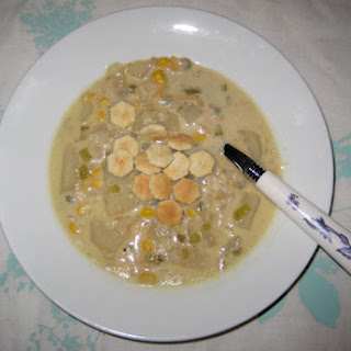 New England Clam 'Chowdah'