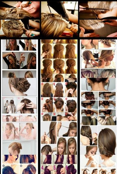 Cool Hairstyle Step By Step Android Apps On Google Play Short Hairstyles For Black Women Fulllsitofus