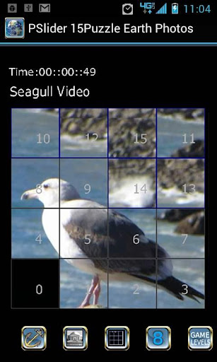 PSlider 15Puzzle Earth Photos