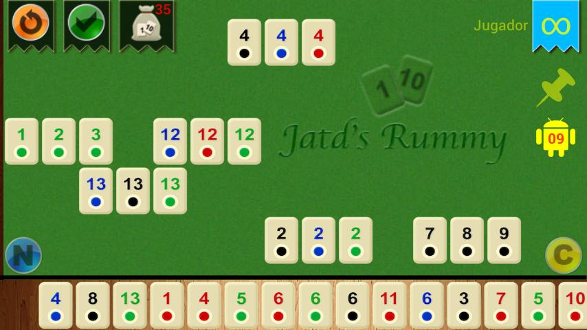 play indian rummy 500 online free
