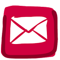 EMAILS - Hotmail , Gmail icon