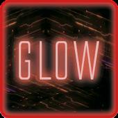 GLOW RED Theme