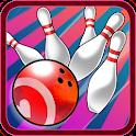 3Dボウリング icon