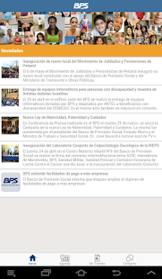BPS Movil- screenshot thumbnail