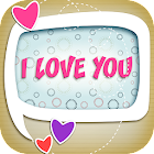 Love Quotes Girly Wallpapers icon