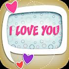 Amour Citations Fonds d'écran icon