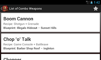 Screenshot of Combo Weapons Dead Rising 3