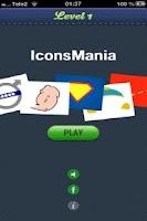 Screenshot of IconsMania