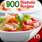 900 Diabetic Recipes icon