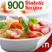 900 Diabetic Recipes